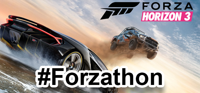 Forzathon Blog