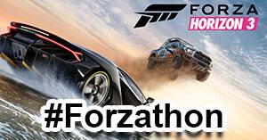 Slider für Forzathon Guide