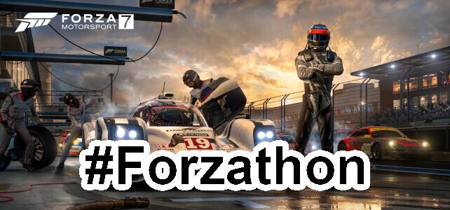 Forza 7 Forzathon Blog